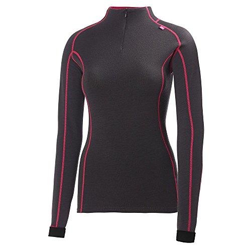 Helly Hansen Warm Freeze 1 Sous vêtement technique Femme - Gris (Rose) - FR : L (Taille Fabricant : L)