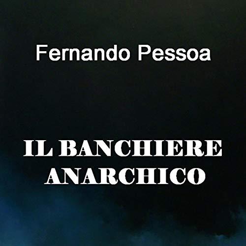 Il banchiere anarchico copertina