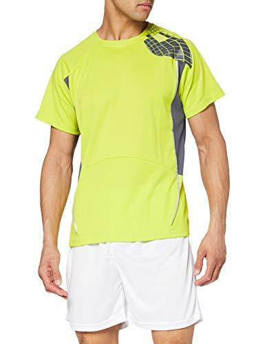 Spiro S176M - T-Shirt - Homme - Vert (fluo) - XL