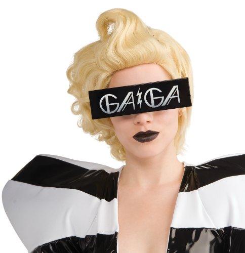 Lady Gaga - Gaga Brille Kostümzubehör - i-9971 -