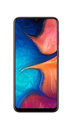 Samsung-Galaxy-A20-SM-A205GDS-32GB-Dual-Sim-64-Infinity-V-Display-Dual-Rear-Camera-3GB-RAM-GSM-Unlocked-International-Model-No-Warranty-Red