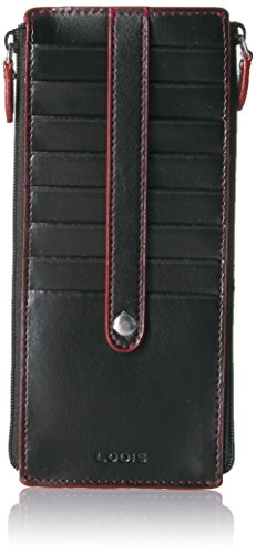 Lodis Audrey Rfid Joan Double Zip Card Case Credit Card Holder