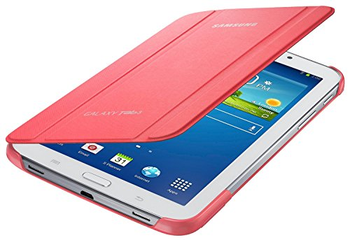 Samsung Galaxy Tab 3 7.0 P3200 / P3210 (T210 / T211) Book Cover Farbe Rosa Original EF-BT210BP in Originalverpackung versiegelt.
