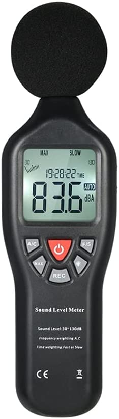 GYZX LCD Sound Spring new work one after another Level Decibel Noise Tester Direct store Meter Measureme Logger