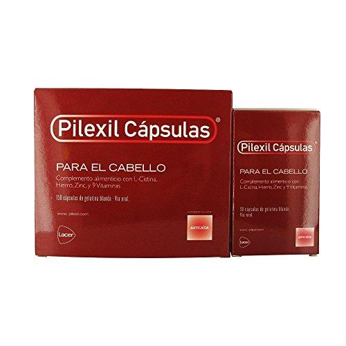 PILEXIL 150 CAPSULAS + 50 CAPSULAS REGALO