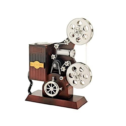 TEAYASON Proyector Caja de Música Joyero Caja de Música para Niños Y Niñas Regalos 2.6X6.4X8 In