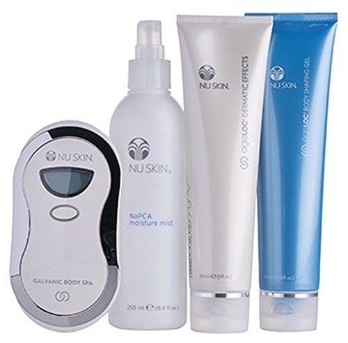nuskin-galvanic-spa-system-facial-gels-with-ageloc 3-x boited