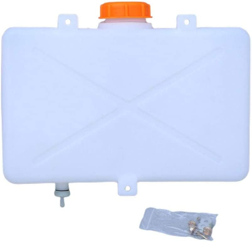 Latest A surprise price is realized item ihreesy 7L Fuel Oil Tank Universal Plastic Petrol