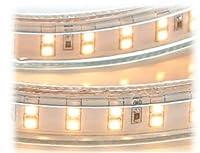 LEDテープライト コンセントプラグ付き AC100V 5M 配線工事不要 簡単便利 電球色 間接照明 高輝度 二列式 CY-TPW5M