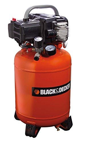 Black + Decker Kompressor mit 24 Liter Tank ölfrei