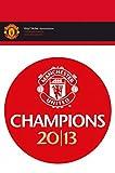 1art1 Fußball - Manchester United, Champions 2013