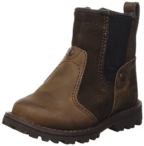 Timberland Kids Asphalt Trail Chelsea Boots Marrone (Brown #026) 21 EU