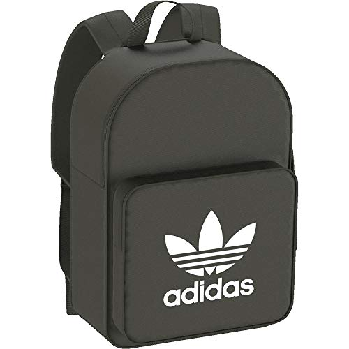 adidas BP CLAS TREFOIL, Unisex Adults' Backpack, Green (Carnoc), 15 cm x 28.5 cm x 42 cm (W x H x L)