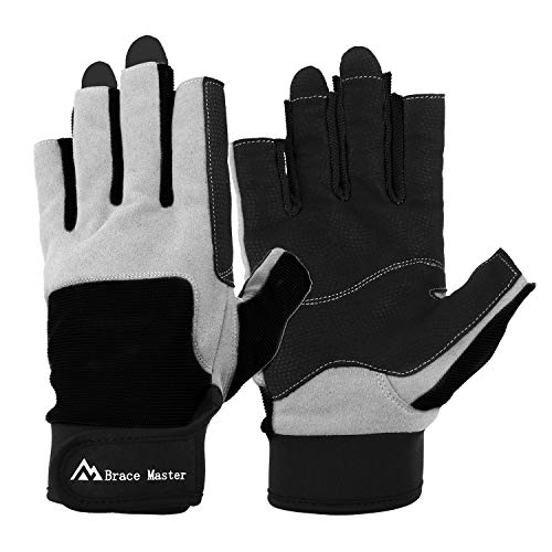 Brace Master Sailing Gloves Men Women