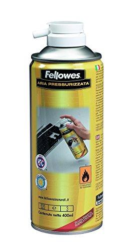 Fellowes aire comprimido 400ml 400ml lata de aire comprimido