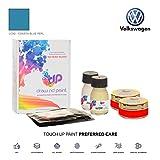 DrawndPaint for/Volkswagen Lupo 3L Fsi/COASTA Blue PERL - LC5G / Touch-UP Sistema DE Pintura Coincidencia EXACTA/Preferred Care