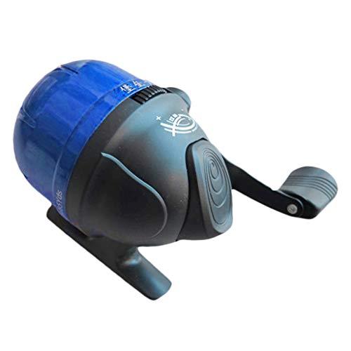 lahomia Mulinello da Pesca Spincast Ultraleggero Mulinello da Pesca Chiuso Under-Spin Saltwater - Blu
