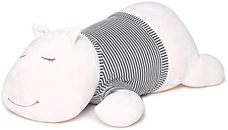 Niuniu Daddy Stuffed Animal 16In Hippo Plush Toy Body Pillow for Kids Soft Cute Cuddly Hugging product image