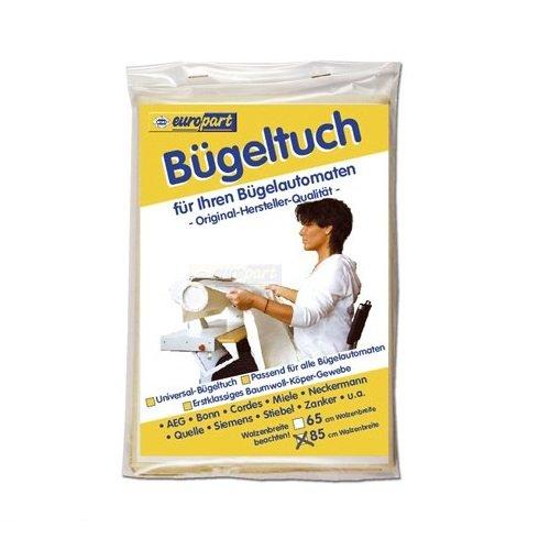 universal Bügeltuch Bügelautomat 85cm Baumwolle AEG 647016870 Electrolux 899647016870