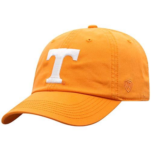 Top of the World NCAA Kinder Mütze verstellbar Relaxed Fit Team Icon, Unisex - Erwachsene, NCAA Kids Hat Adjustable Relaxed Fit Team, Tennessee Volunteers Orange, Einheitsgröße