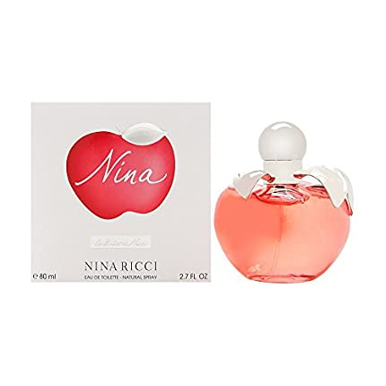 Nina Ricci - Nina, Agua de tocador vaporizador, 80 ml