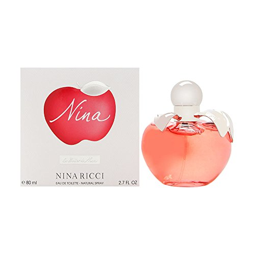 Nina By Nina Ricci For Women. Spray 2.7-Ounces (Packaging May vary)