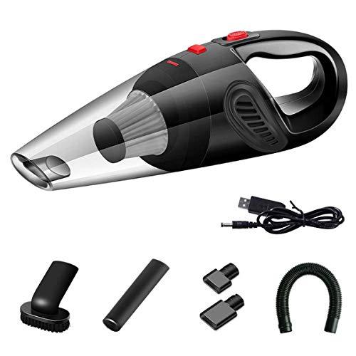 Aspirador De Automóviles USB Inalámbrico USB Driso Y Mojado Aspiradoras 120W