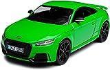 Audi TT RS Coupé 1:43 Grün -