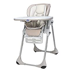 Chicco Highchair Polly, 2-in-1, Wild
