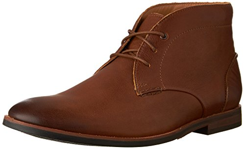 Clarks Men's Broyd Mid Chukka Boot, Tan, 8 M US