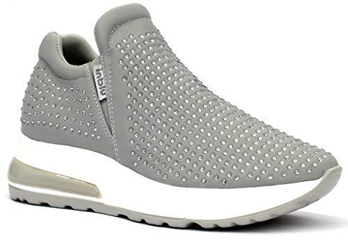 inblu Sneakers - Botas de verano para mujer, art. IN-262 Size: 39 EU