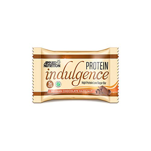 Applied Nutrition Protein Indulgence Bar 12x50g Hazelnut Caramel Crisp