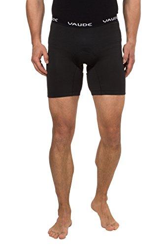 Vaude Bike Innershorts II Legging Homme Noir FR : L (Taille Fabricant : L)