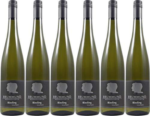 Weinmanufaktur Brummund Riesling 2018 Trocken (6 x 0.75 l)