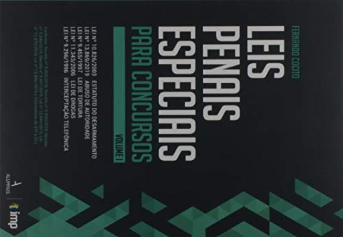 Leis Penais Especiais Para Concursos - Volume I
