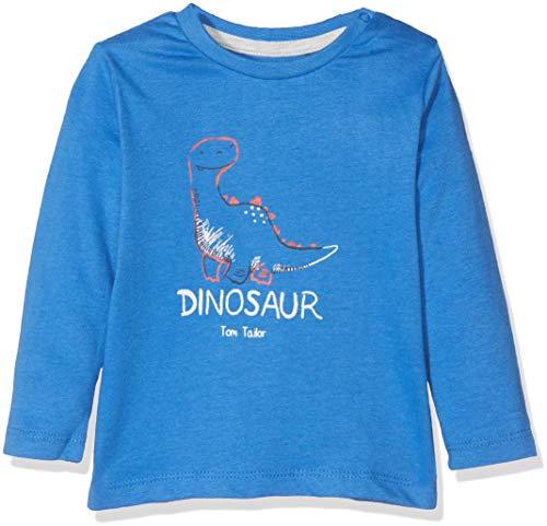 TOM TAILOR Kids TOM TAILOR Kids Baby-Jungen 1/1 T-Shirt, Blau (New Blue|Blue 3271), 68