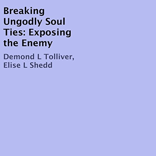 Breaking Ungodly Soul Ties audiobook cover art