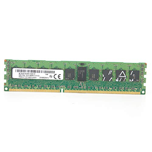 Server Ram, Professional 8GB 240 Pin PC3-14900R 1866MHz DDR3 ECC Computerserver Geheugen Ram, Stabiele Prestaties