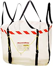 """Debris Bag Made in The USA,Reusable, Polypropylene Construction with 2"""" Nylon Webbing and Steel Buckles.Great for use in The Roofing, Construction and Gardening Industry!"""