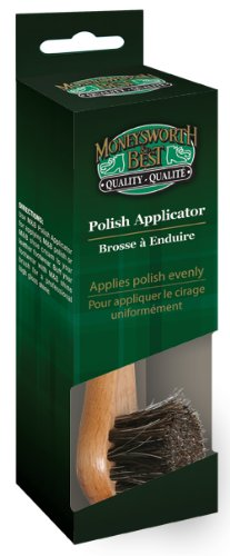 Moneysworth & Best 100% Horsehair Dauber Polish Applicator