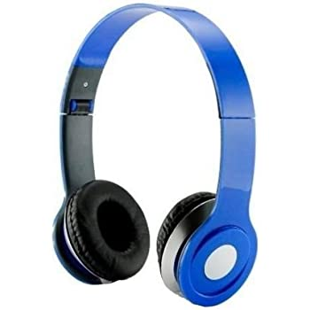 Roberts Fojjers Special Foldable Over The Head Stereo Dj Headphone 3.5 Mm for Pc Tablet Music Video & All Other Music Players. (Sky Blue)