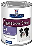 Hill's C-13581 Diet Canine I/D Low Fat, paquete de 12 x 360 gr