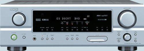 Denon AVR-1705 75W 6.1canali Surround Nero ricevitore AV