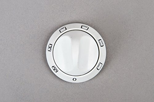 Bóton Mando de Control para Horno FAGOR 2P Blanco