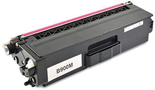 Bubprint Toner kompatibel für Brother TN-900M TN900M TN 900 M für HL-L9200CDWT HL-L9300CDWTT MFC-L9500 Series MFC-L9550CDW MFC-L9550CDWT Magenta