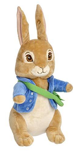Peter Hase und Freunde Plüschfiguren, Kuscheltiere, Plüschtiere für Kinder, Mädchen und Jungen, 28 cm, Verschiedene Charaktere (Beige)