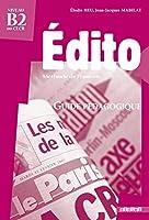 Edito: Guide pedagogique