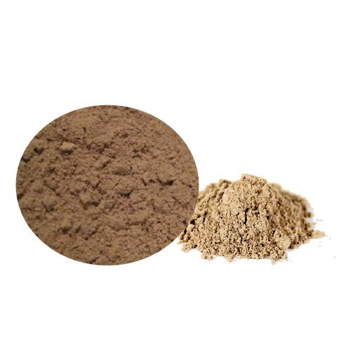 Multani Mitti Clay Fuller's Earth Solum fullonum Indian Clay Powder (500g)