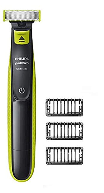 動くギャロッププール[(フィリップス) Philips ] [Norelco OneBlade hybrid electric trimmer and shaver, QP2520/70] (並行輸入品)