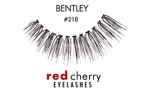 RED CHERRY FALSE EYELASHES 218